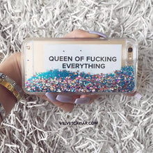 QUEEN OF FUCKING EVERYTHING STICKERS