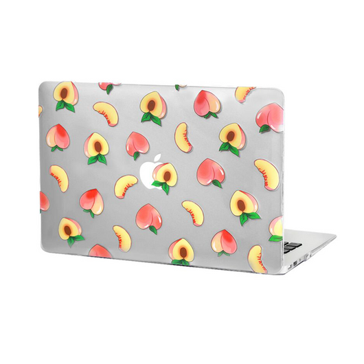 Peaches MacBook Case