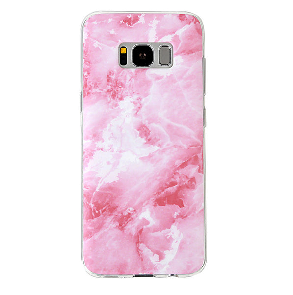 Rose Water Marble Samsung Galaxy Case