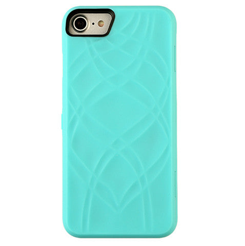 iPhone Mirror & Wallet Case Mint