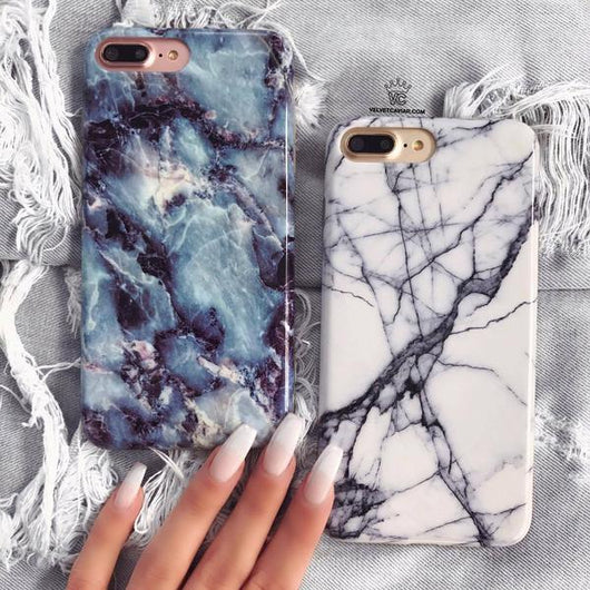online store 11fd1 59cd3 Blue Marble iPhone Case
