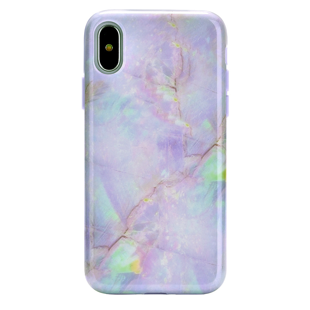 separation shoes e1f7a 41227 Cotton Candy Marble iPhone Case