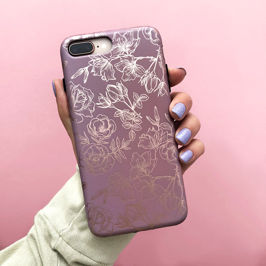 iphone 8 case dusty pink