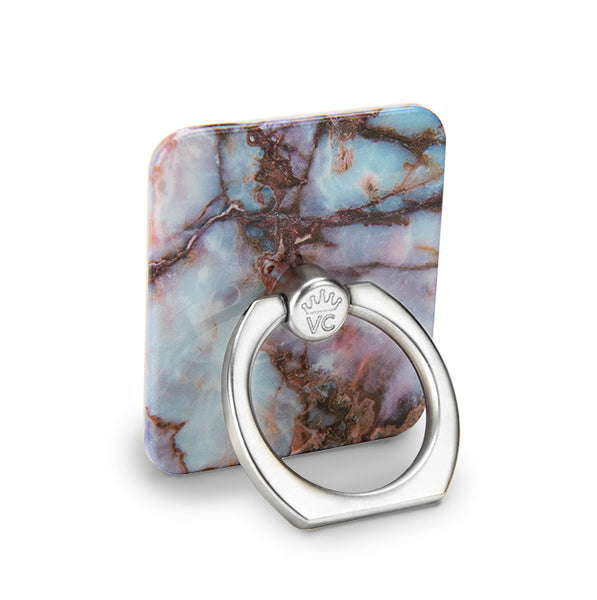 Galaxy Marble Phone Ring