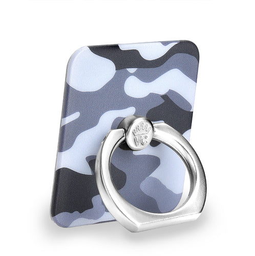 Gray Camo Phone Ring