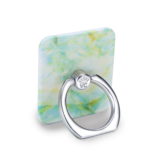 Jade Marble Phone Ring