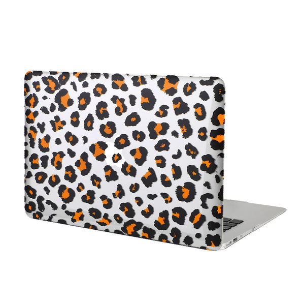 Leopard MacBook Case