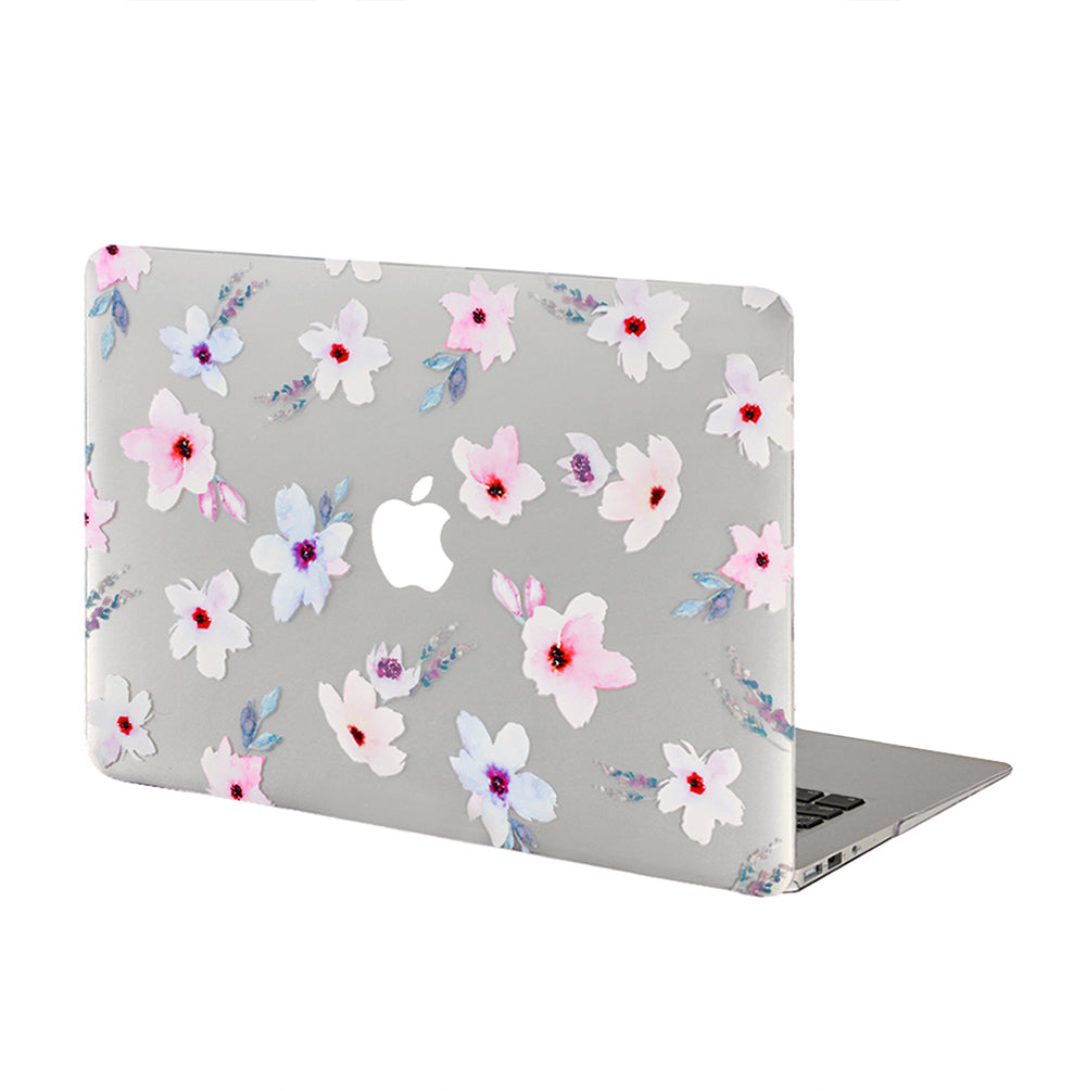 Magnolia MacBook Case