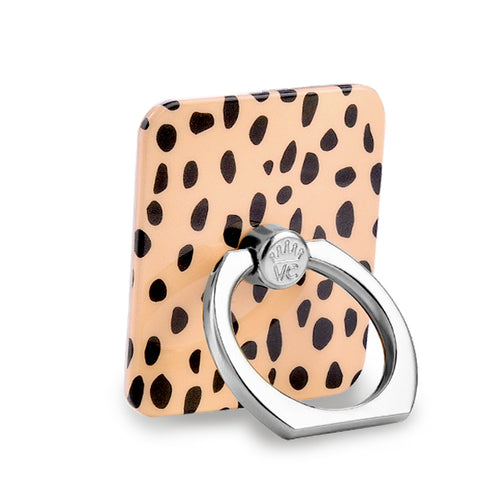 Spotted Nude Cheetah Phone Ring