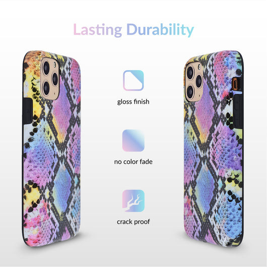 The Wild Side - Summer iphone 11 case