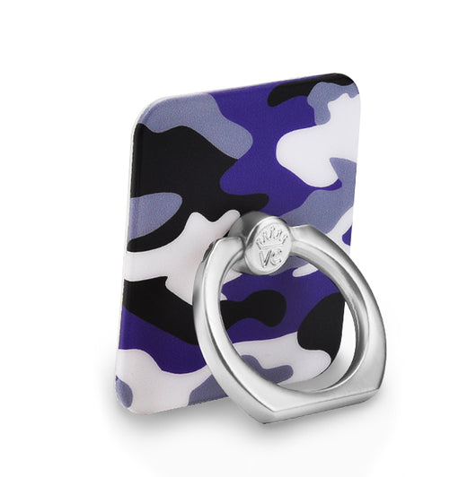Purple Camo Ring