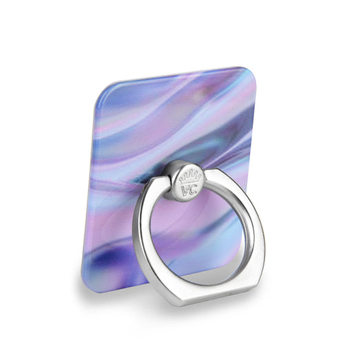 Purple Waves Phone Ring
