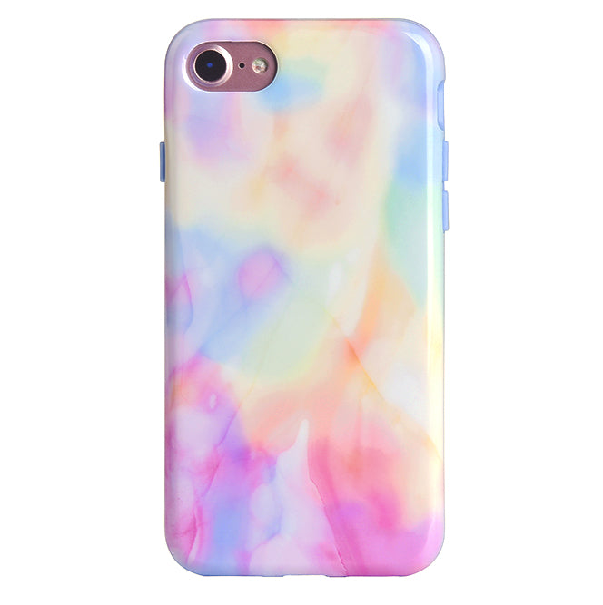 free shipping 79bbd 0f0ea Pastel Tie Dye iPhone Case