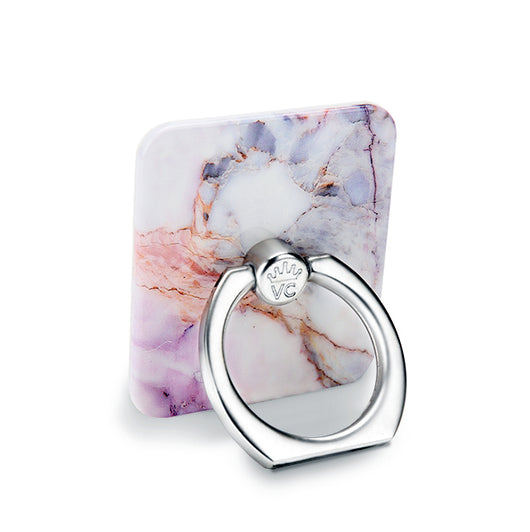 Violet Sky Marble Phone Ring