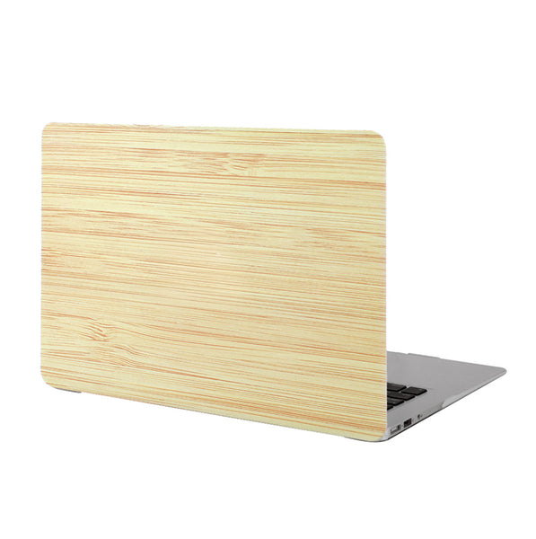Blonde Wood MacBook Case