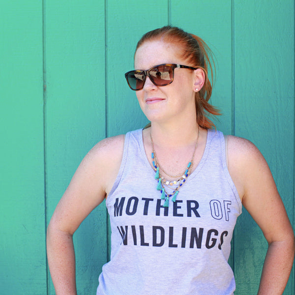 Mother Of Wildlings - Unisex Tank Top