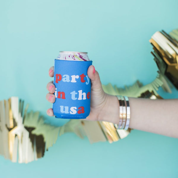 Party In The USA Drink Sleeve