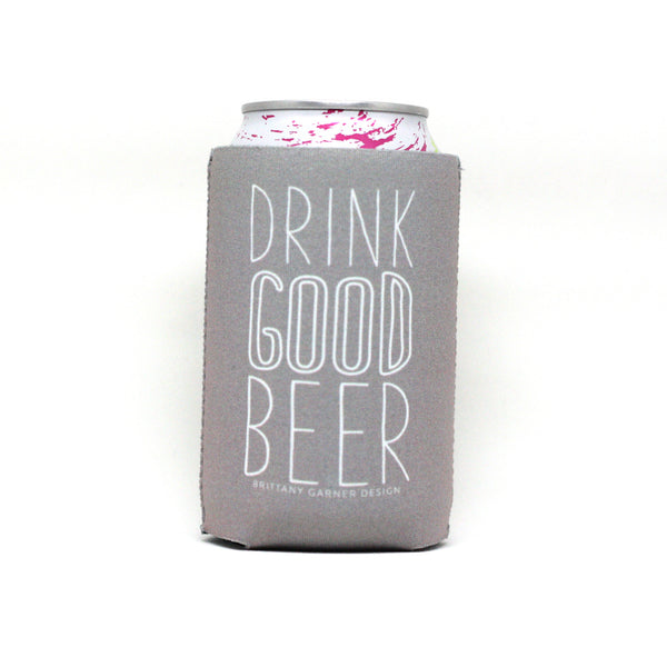 Drink Good Beer Drink Sleeve