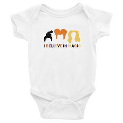 I Believe In Magic - Unisex Baby Onesie