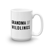 Grandma Of Wildlings Coffee Mug