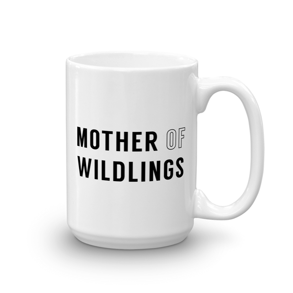 Mother Of Wildlings Coffee Mug