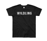 Wildling - Unisex Big Kid Tee