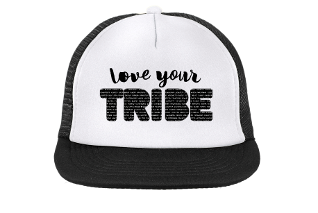 Love Your Tribe Trucker Hat