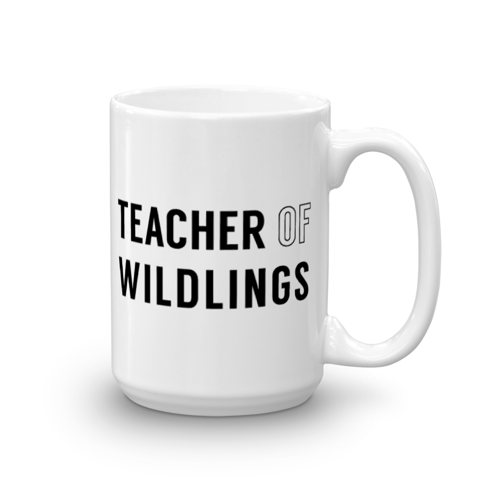 Teacher Of Wildlings Coffee Mug