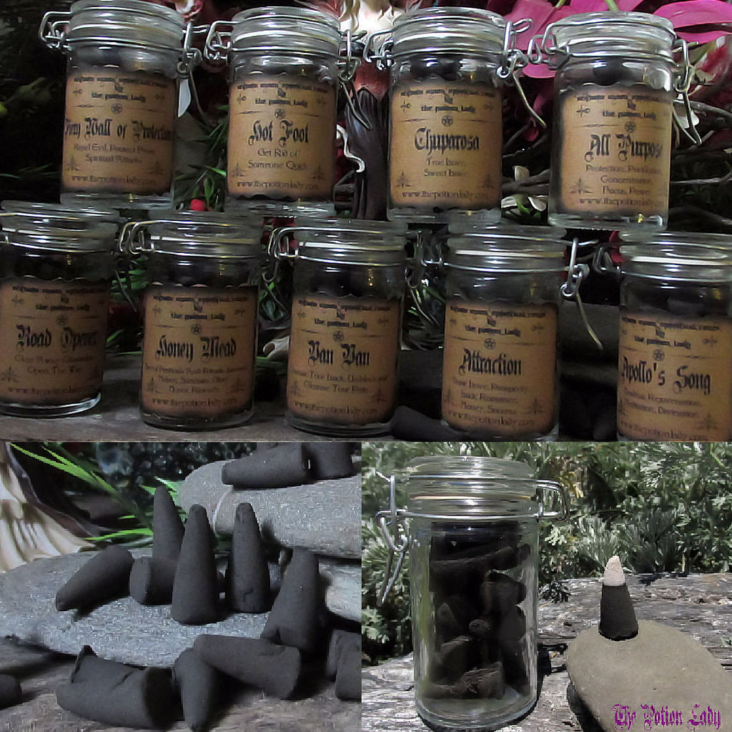Banishing Incense Cones | Witchcraft, Wiccan & Pagan Supplies