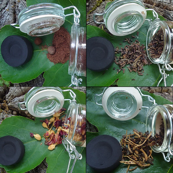 Reconciliation Smudging Blend | Forgive, Forget, Rekindle Love, Hoodoo & Witchcraft Supplies