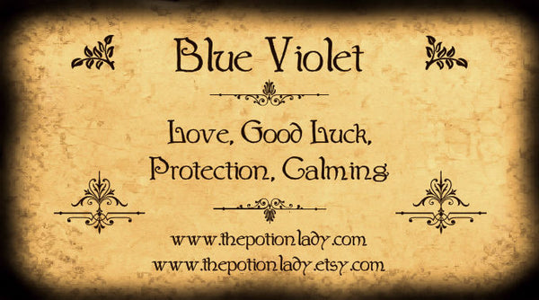 Blue Violet | Heartsease, Sweet Violet, Johnny Jump Up | Love, Healing, Peace, Protection, Luck