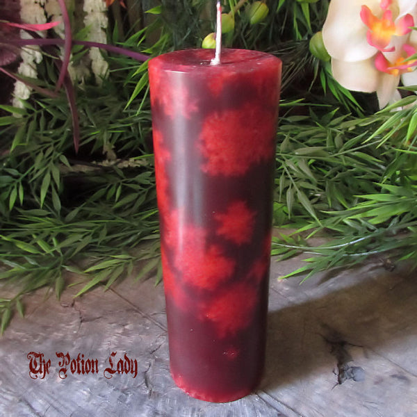 Pluto Candles | Death, Rebirth, Renewal, Transformation | Wiccan & Pagan Candles