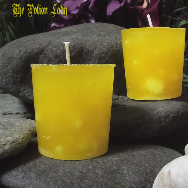 King Solomon Wisdom Candles by The Potion Lady