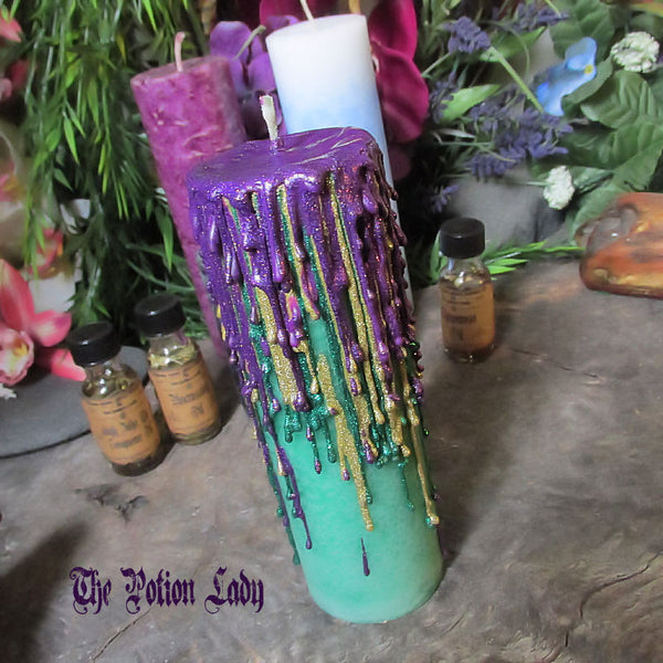 Attraction Candles by The Potion Lady