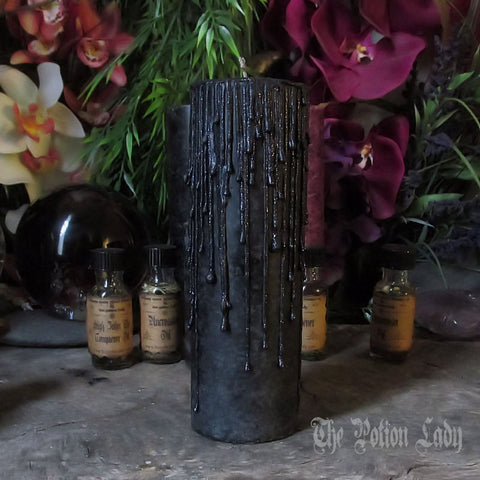 Banishing Candle | Occult, Magickal Supplies