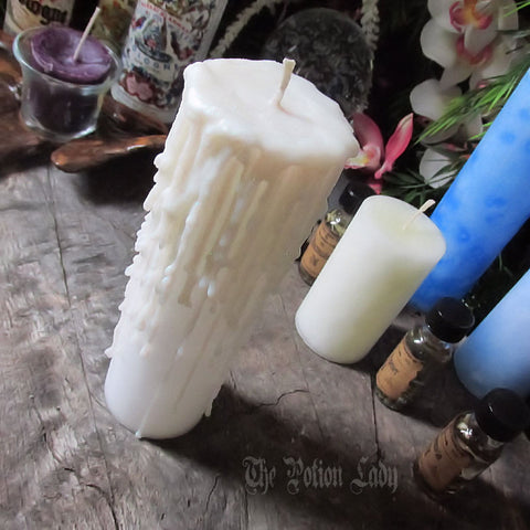Clarity Candles by The Potion Lady