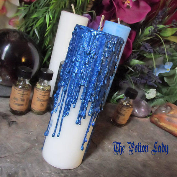 Sixth Sense Candles by The Potion Lady