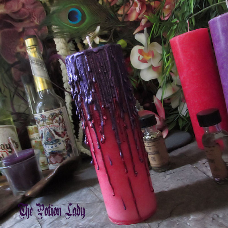 Stay With Me Candle | Fidelity, Bind Lovers Together, Keep Love Strong
