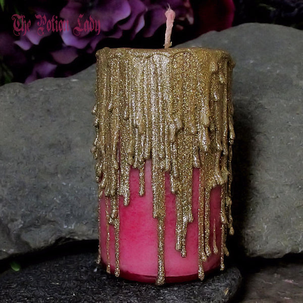 Sugar Daddy Candles by The Potion Lady