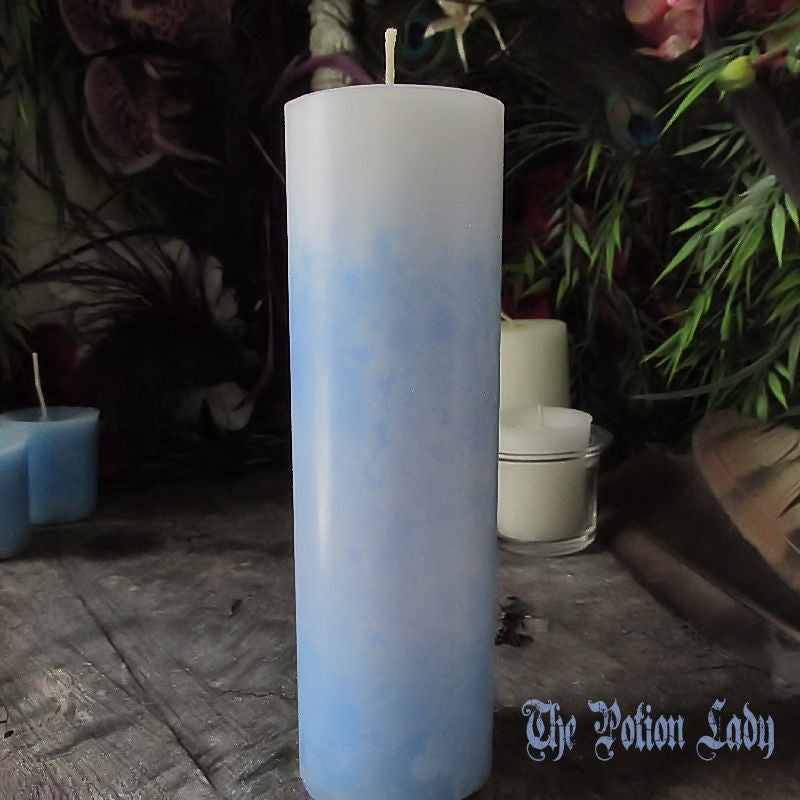 Angel Candles by The Potion Lady