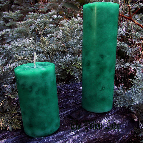 Bayberry Candles by The Potion Lady