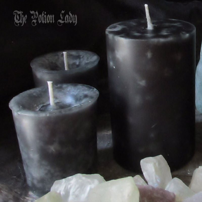 Damnation Candles by The Potion Lady