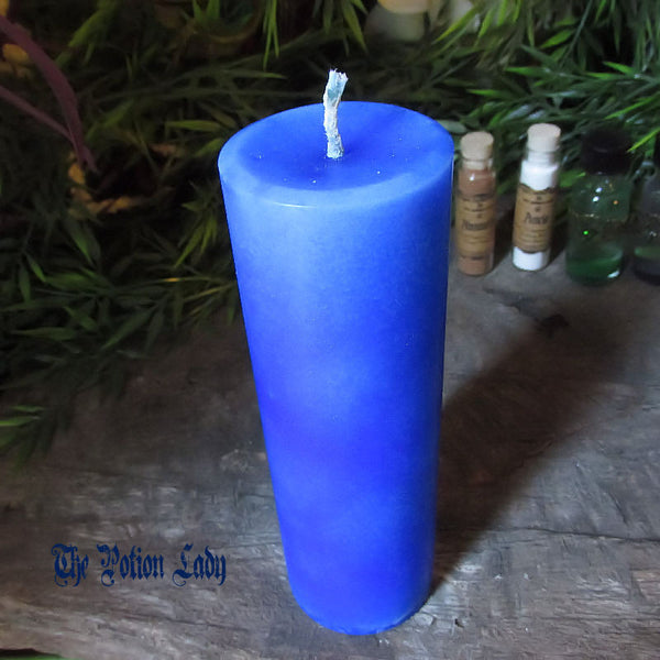 Seventh Heaven Candle | Peace, Tranquility, Ease A Troubled Soul