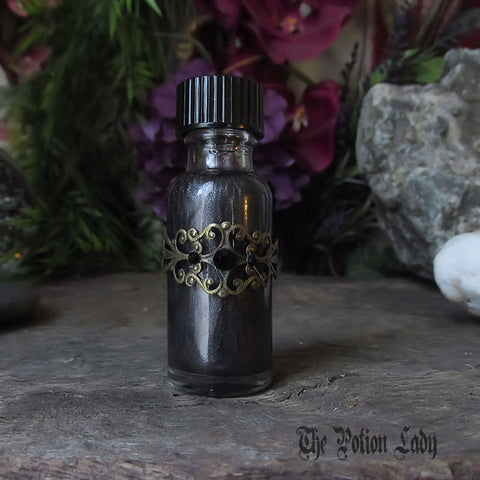 Damnation Oil by The Potion Lady