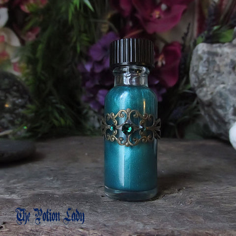 Aquarius Oil by The Potion Lady