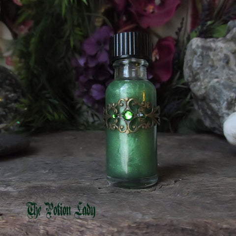 Attraction Oil by The Potion Lady