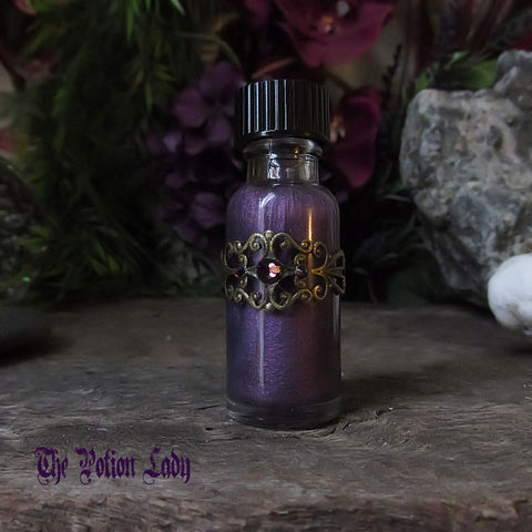 Domination Oil by The Potion Lady
