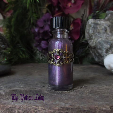 African JuJu Oil by The Potion Lady