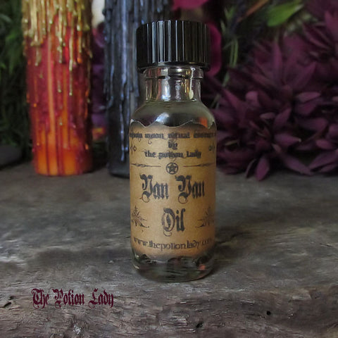 Van Van Oil | Cleansing, Unblocking, Lucky | Wiccan, Hoodoo, Spiritual Supplies