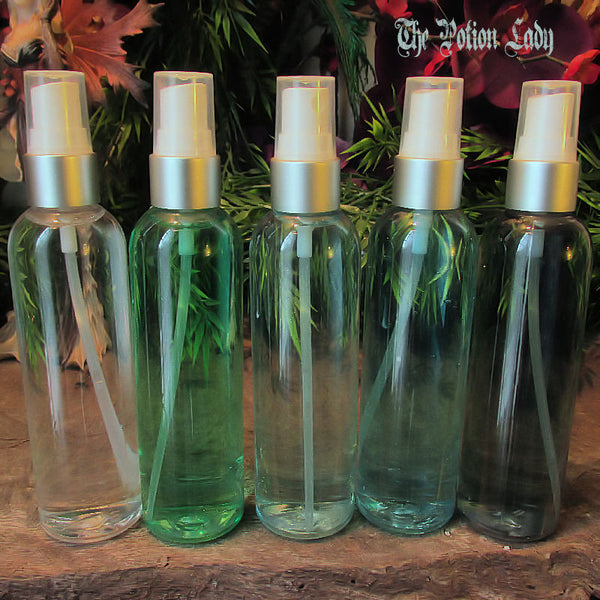Cleansing Sprays, Linen Mists, Room Sprays, Smuding Spritzes